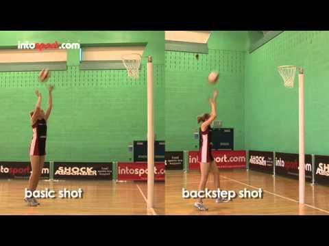 Netball skills: shooting techniquesShootingNetball Drills Coaching