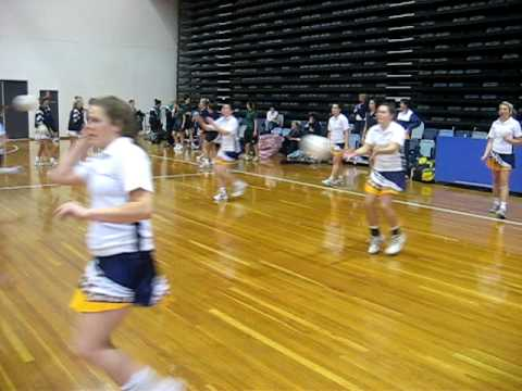 Netball drillsFootworkNetball Drills Coaching