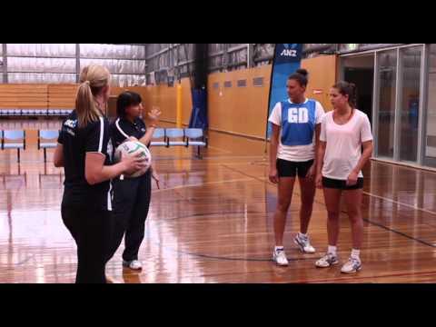 Netball coaching tip - defendersDefenceNetball Drills Coaching