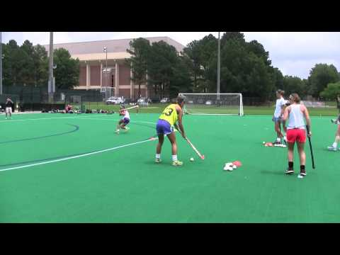 Field hockey drillsVideo TechniquesHockey Drills Coaching