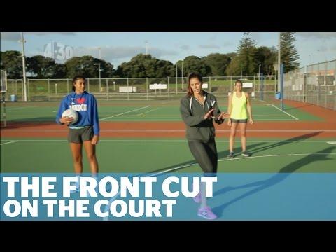 Backyard bust in - kayla cullen - netball iiiGetting freeNetball Drills Coaching