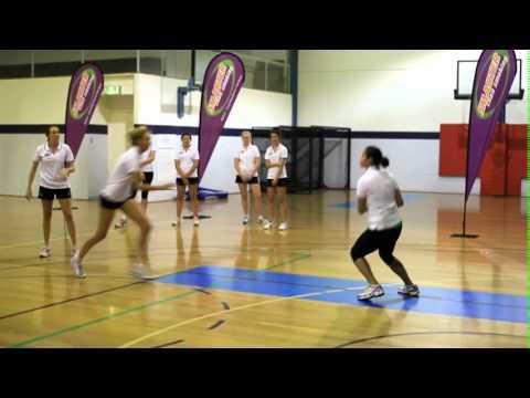 Norma plummer's netball drills -- defenceDefenceNetball Drills Coaching