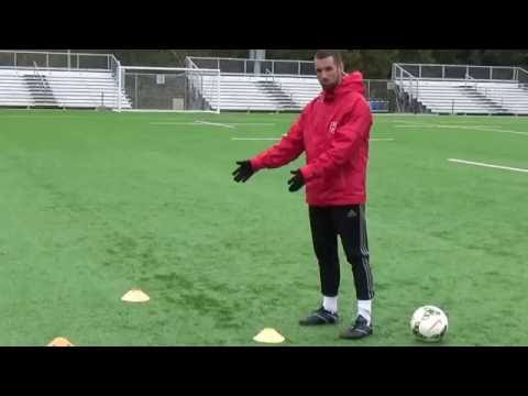 Alex eby -zig zag agility and dribblingAgility Drills Coaching