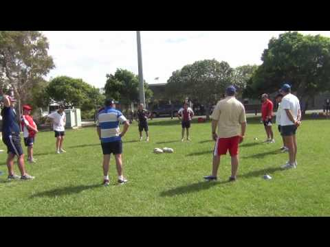 Star wars (rugby league training game)Rugby Drills Coaching