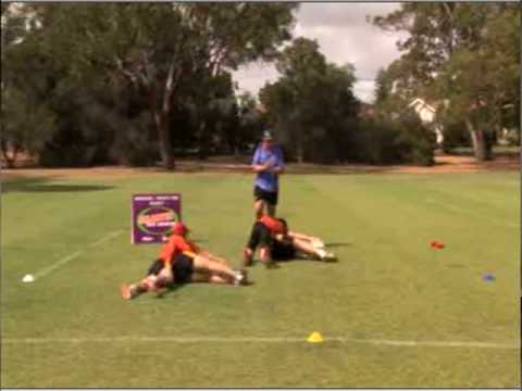 Ruck cleanout rugby drillsRugby Drills Coaching