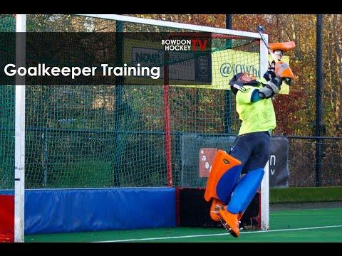 Field hockey goalkeeper training drillsGoal keepingHockey Drills Coaching