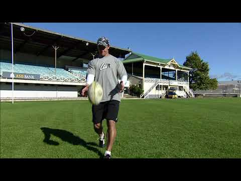 Rugby:drop puntRugby Drills Coaching