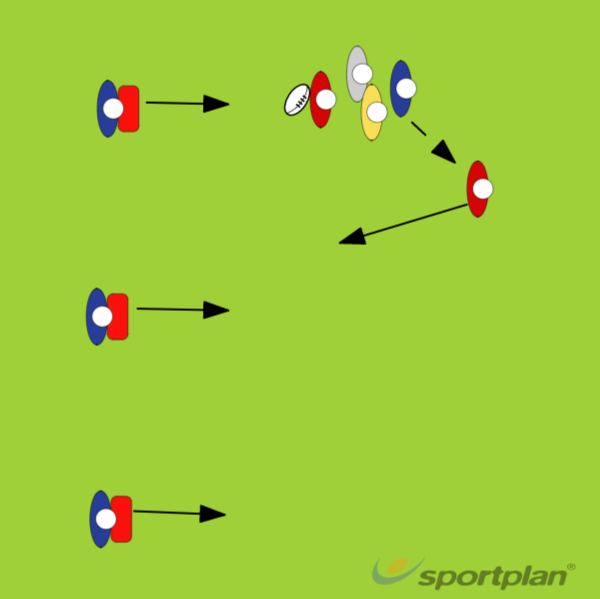 Recycle F PackRugby Drills Coaching