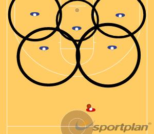 2-3 Zone DefenseDefenseBasketball Drills Coaching