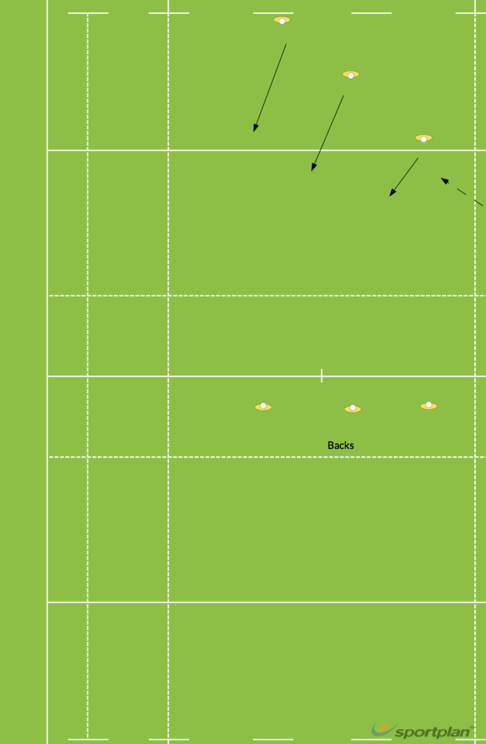 Rugby kickoffRugby Drills Coaching