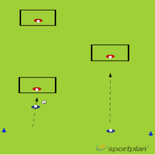 GauntlettPractices for JuniorsRugby Drills Coaching