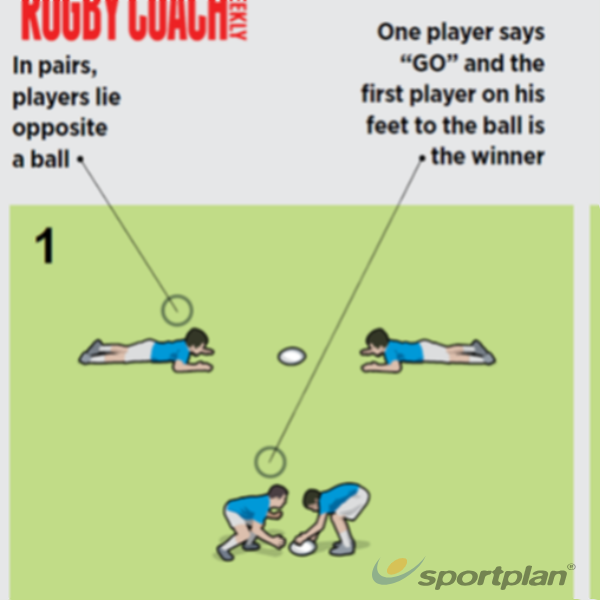 Explosive Get UPSRugby Drills Coaching