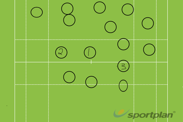 Gladiator General shape from ScrumRugby Drills Coaching