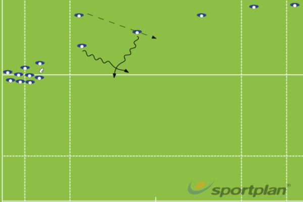 Example for DeclanBacks MovesRugby Drills Coaching