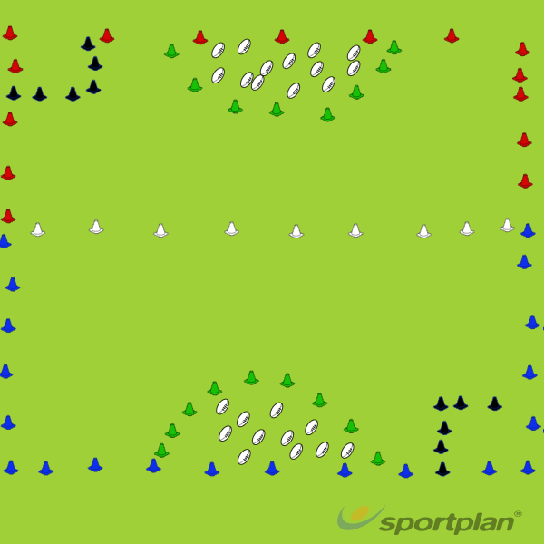 capture the ballsPractices for JuniorsRugby Drills Coaching