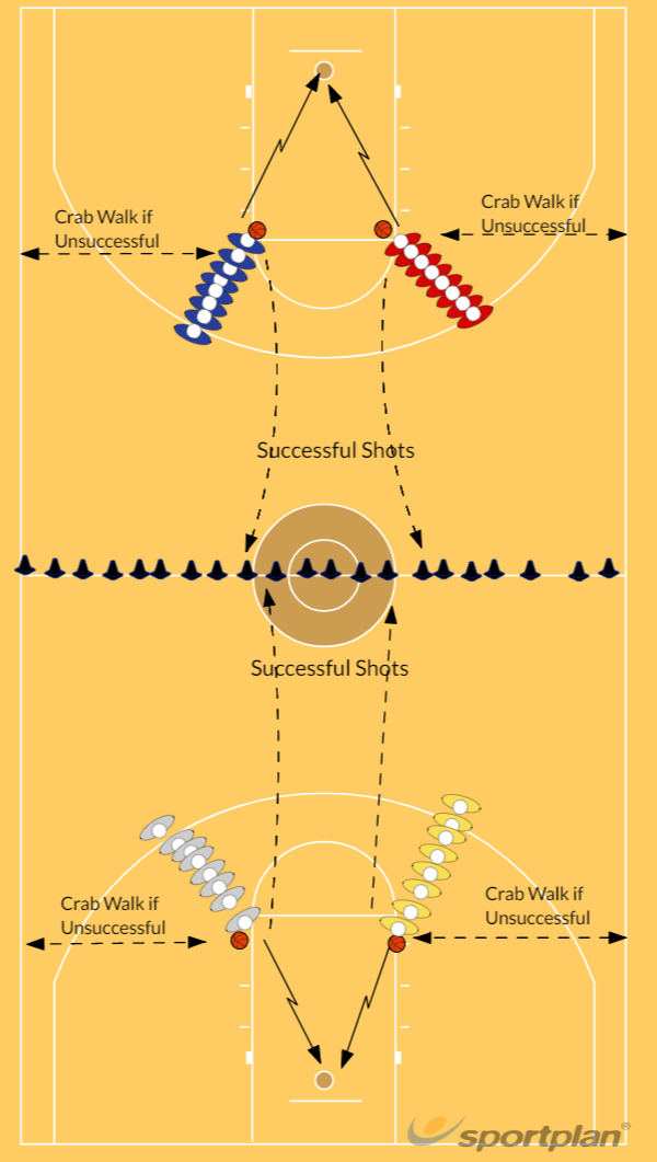 21 ConesGamesBasketball Drills Coaching