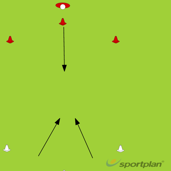 Tracking and TackleRugby Drills Coaching