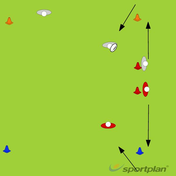 stadium ball drillRugby Drills Coaching