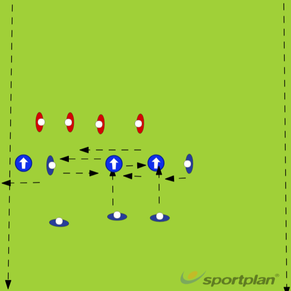 HAWK LineoutLineoutRugby Drills Coaching
