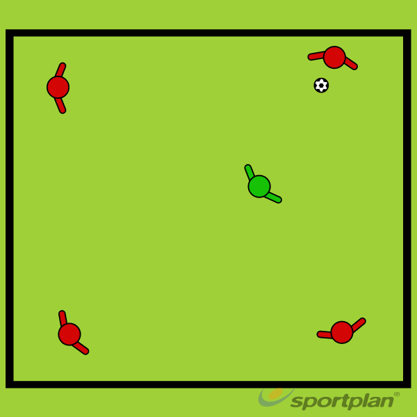 First Touch (Skill Training)Passing and ReceivingFootball Drills Coaching