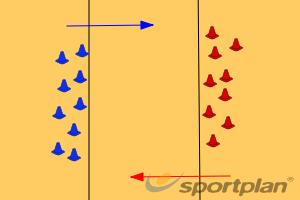 Warm upNetball Drills Coaching