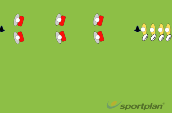 Protecting Ball in ContactContact SkillsRugby Drills Coaching