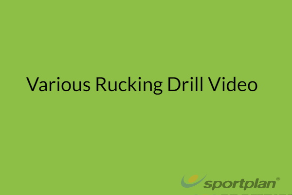 Dutch Training SessionRuckRugby Drills Coaching