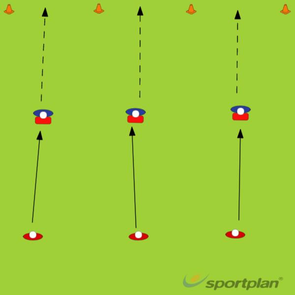 Push BackWarm UpRugby Drills Coaching