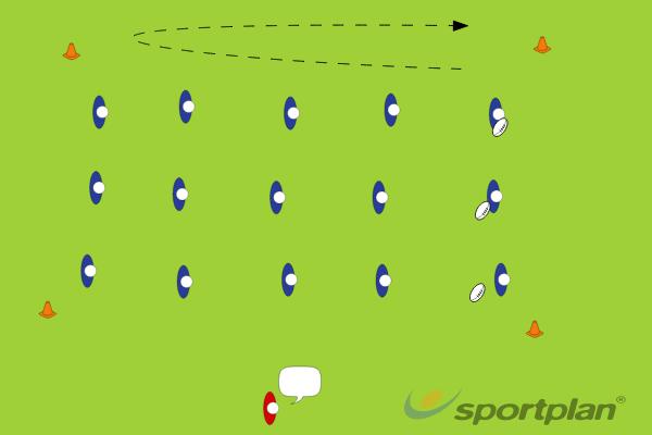 Reaction PassingPassingRugby Drills Coaching