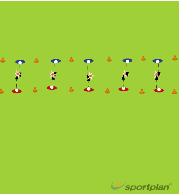 Clap and TackleTacklingRugby Drills Coaching