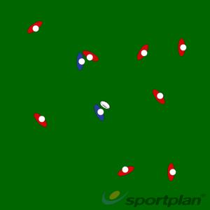 Corner BallDecision makingRugby Drills Coaching