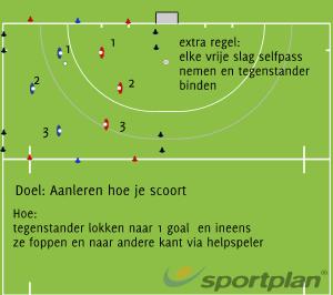 Copy of eindspel-P4-Fjeugd-Tr 1Hockey Drills Coaching