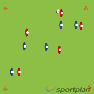 DES GAME 1Warm UpRugby Drills Coaching