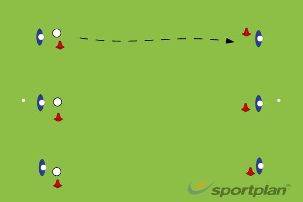 frisbee passingUltimate Drills Coaching