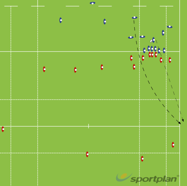 Exit Strategy 1KickingRugby Drills Coaching