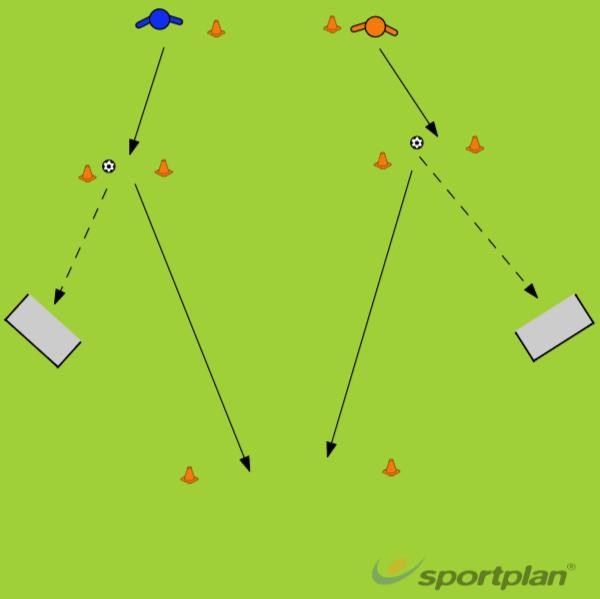 Pre-Season- SpeedAgilityFootball Drills Coaching