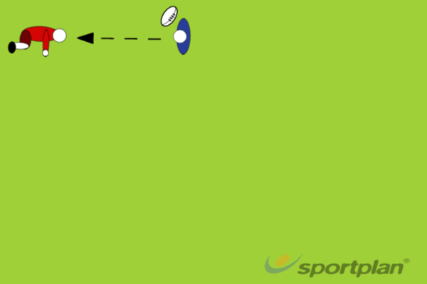 Front tackleRugby Drills Coaching