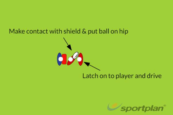 Latch & DriveRugby Drills Coaching