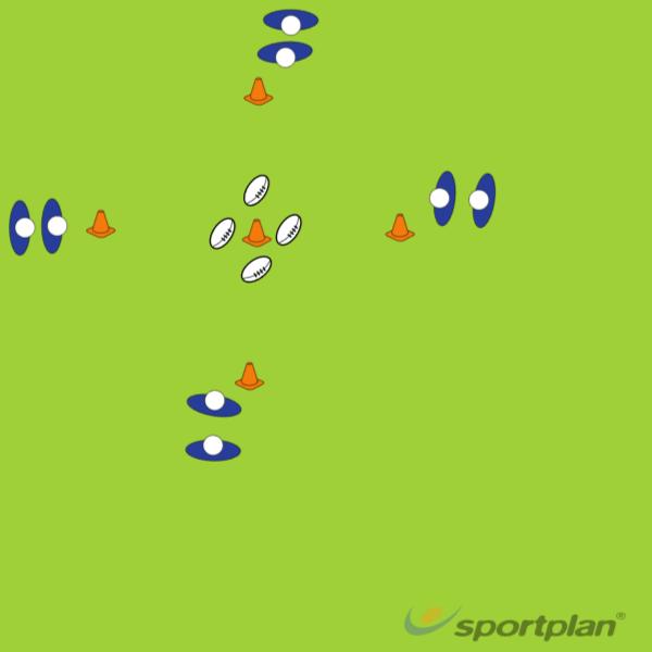 2nd GameRugby Drills Coaching
