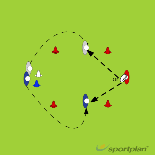 1v1Rugby Drills Coaching