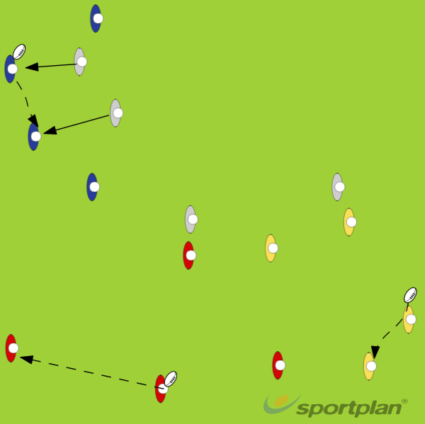 Warm-Up - TOUCH TAGRugby Drills Coaching
