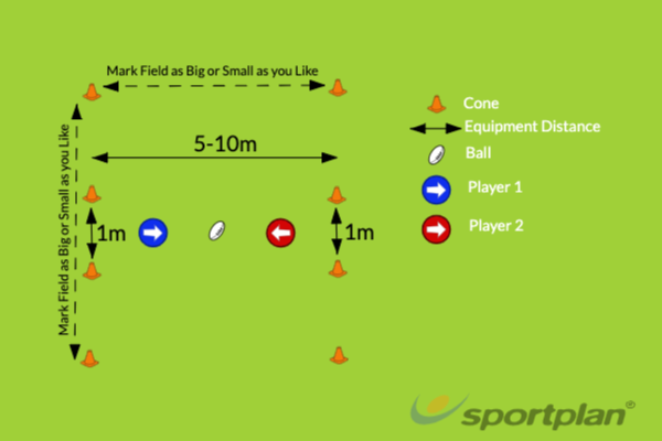 Soccer GameRugby Drills Coaching