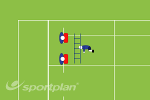 Ruck Securer DrillRugby Drills Coaching