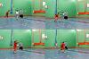 : Ball Screen vs Defender going under - Dribbling