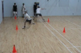 Defensive Zig-ZagDefenseBasketball Drills Coaching