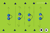 Throw Catch and StepCatchingCricket Drills Coaching