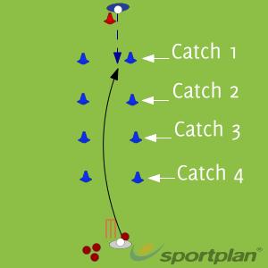 Cricket drill games