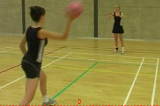 One handed shoulder pass Drill Thumbnail