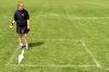 : Bowling at a left hander - Bowling