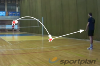 : Hit serve to land before the attack line - 7 Serve Drills